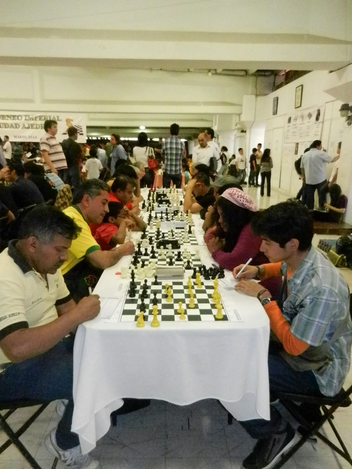 II torneo Imperial