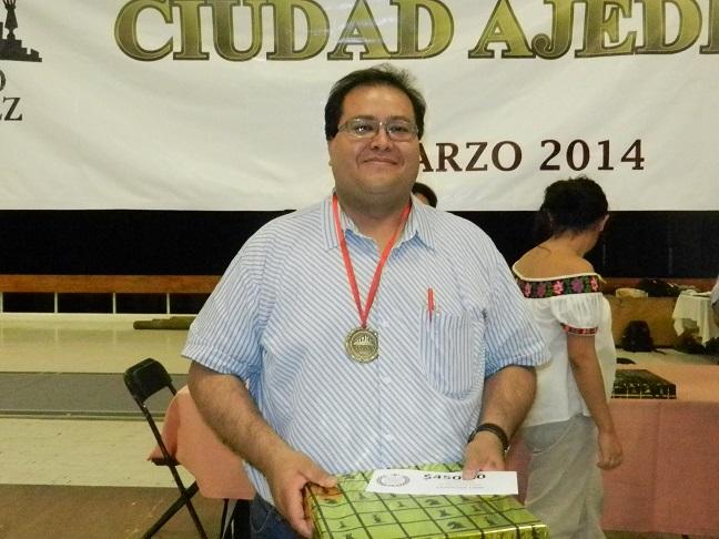 Ricardo Garcia Correa