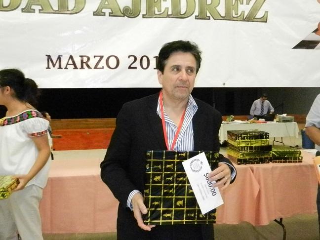 Jorge Martin del Campo